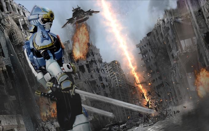 Fujiyama Ichiban Launches Kickstarter Campaign for New Story Arc