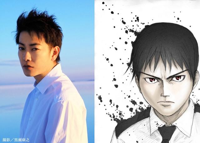 Takeru Sato to Star in Live Action Ajin Film