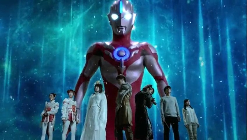 Ultraman Orb the Origin Saga Worldwide Release Announced