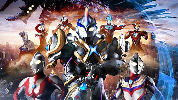 Ultraman X and Ultraman Ginga S Movie English Dub Cast Revealed