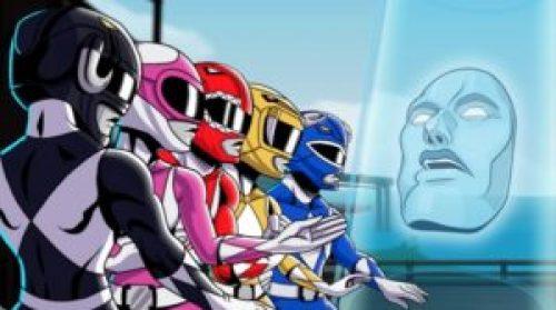 Power-Rangers Mega Battle