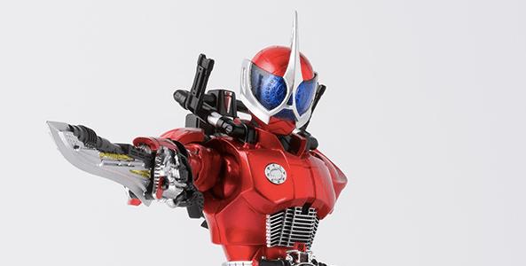 S.H.Figuarts Shinkocchou Seihou Kamen Rider Accel Announced