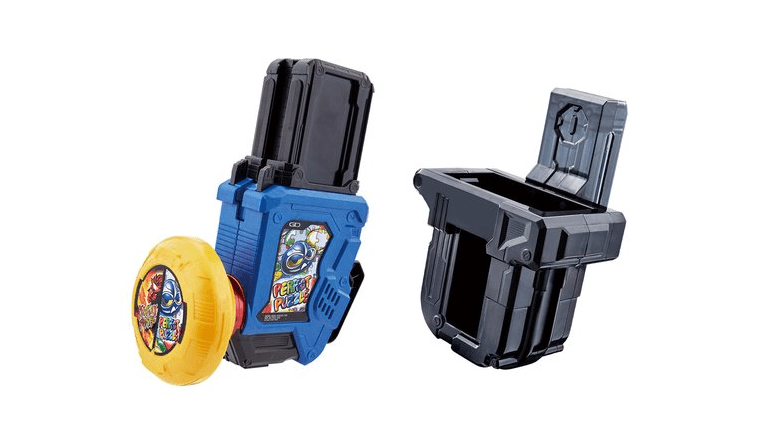 Kamen Rider Ex-Aid DX Gashat Gear Dual Revealed