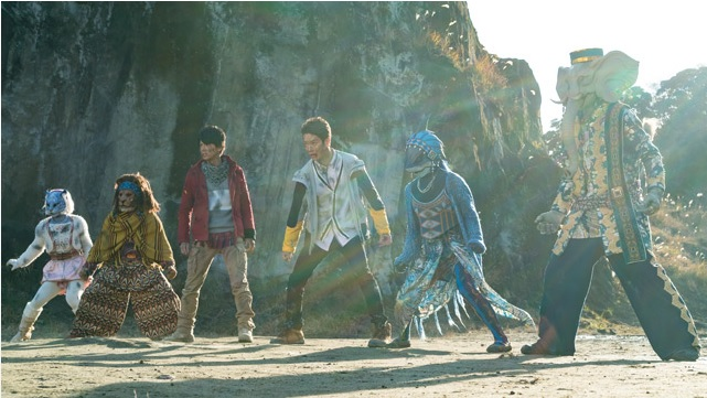Next Time on Dobutsu Sentai Zyuohger: The Final Story