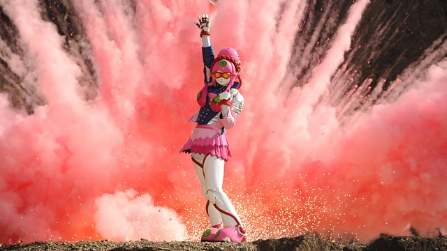 Next Time on Uchu Sentai Kyuranger: Episode 4