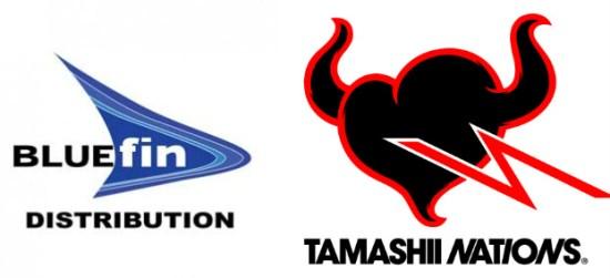 Bluefin-Tamashii Nations-Logo