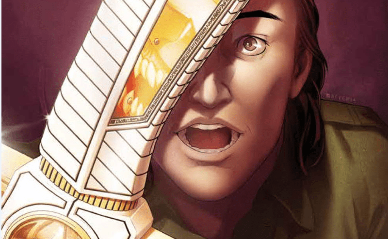 Comics Corner: BOOM! Studios Mighty Morphin' Power Rangers #12 Reveals Truth Behind New Adversary [SPOILERS]