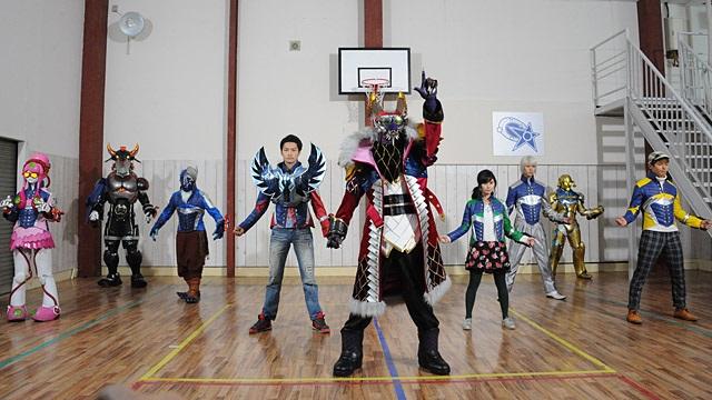 Next Time on Uchu Sentai Kyuranger: Episode 6