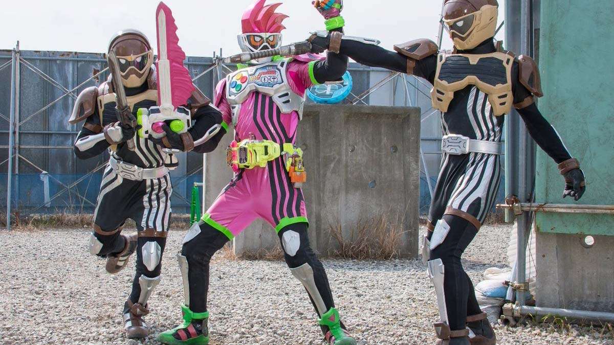 Kamen Rider Ex-Aid to Debut New Opening