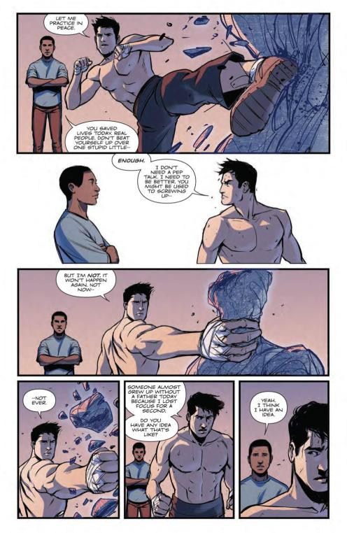 Saban's Power Rangers - Aftershock_Preview_12