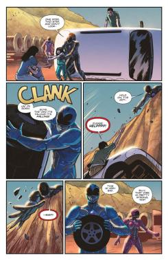 Saban's Power Rangers - Aftershock_Preview_7