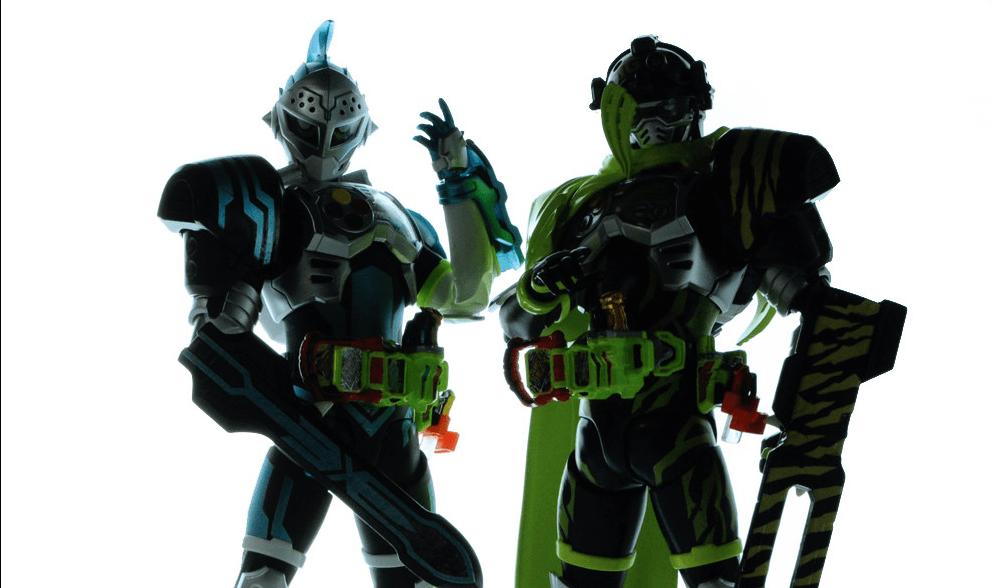 Kamen Rider Brave, Snipe Hunter Gamer Forms Figuarts In Development