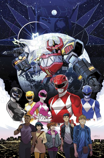 Go Go Power Rangers 1