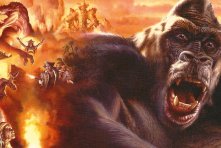 Female-led King Kong Television Series in the Works