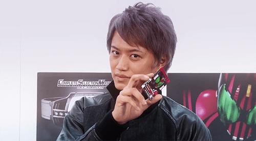 Kamen Rider Decade's Masahiro Inoue and Wife Jaimie Natsuki Announce Birth of Son