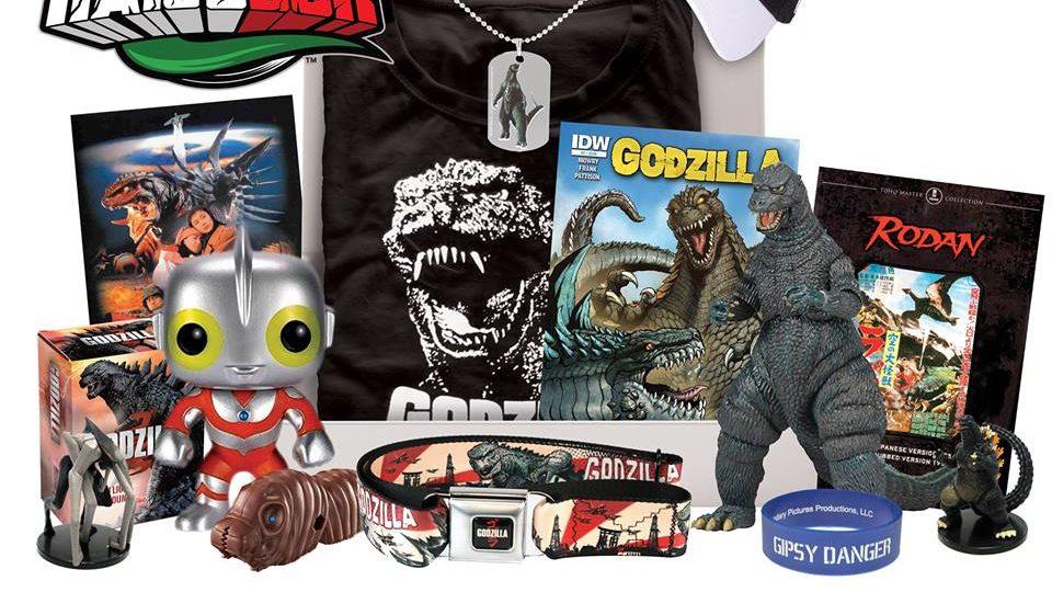 Kaiju Box LLC Crowdfunding Second Release