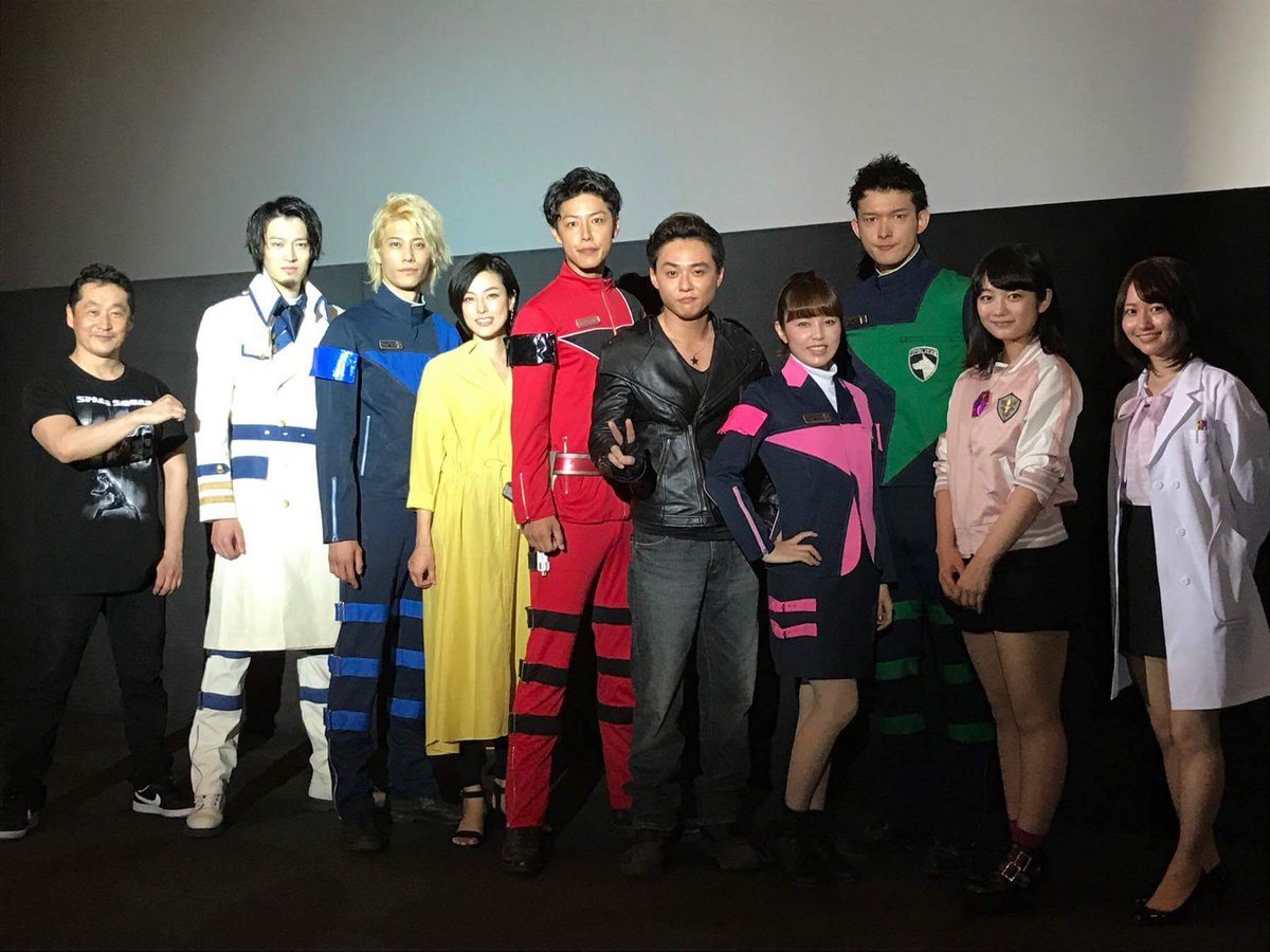 VIDEO: Space Squad: Gavan Vs. Dekaranger Talk Show Event