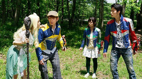 Next Time on Uchu Sentai Kyuranger: Episode 19