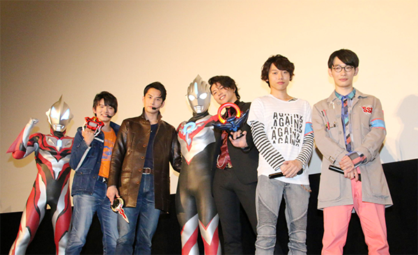 Ultraman Orb Grand Finale Press Event Bids Farewell to Orb and Welcomes Geed