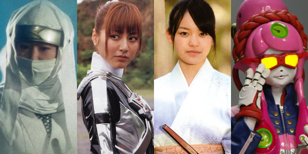 Women of Tokusatsu Part 2: Modern Super Sentai