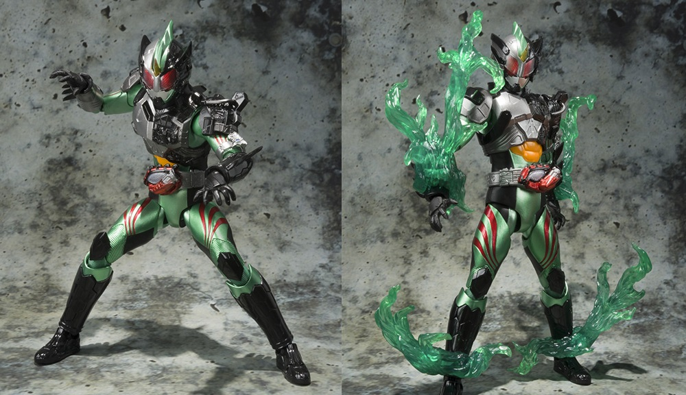 S.H.Figuarts Kamen Rider Amazon New Omega Announced