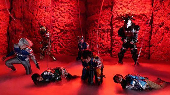 Next Time on Uchu Sentai Kyuranger: Episode 24