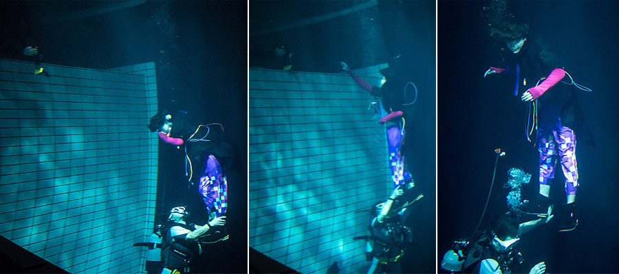 Filming Behind Underwater Scenes in Kamen Rider Ex-Aid, Episode 39 Explained