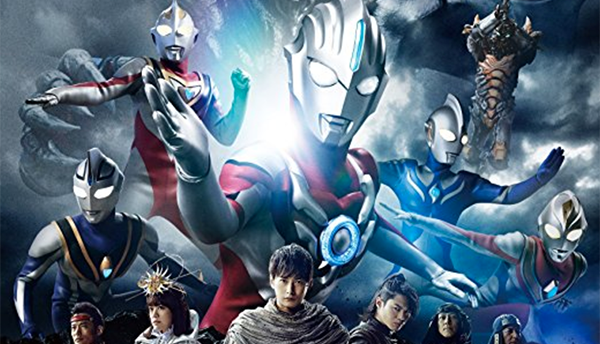 Ultraman Orb The Origin Saga Blu-Ray and DVD Announced