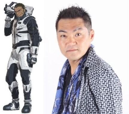 Kenta Miyake as Rilu-elu Belu-be