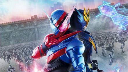 Kamen Rider Build Movie Set After Series Conclusion