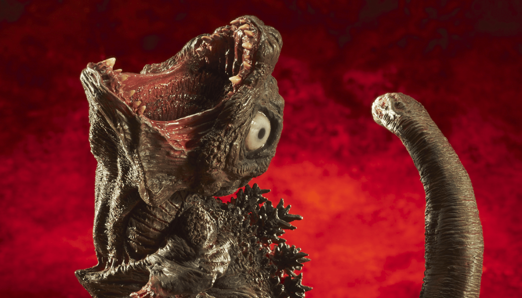 Premium Bandai to Sell Third Form Shin Godzilla Figures