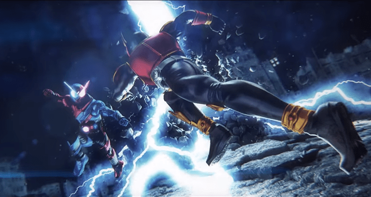 Kamen Rider PS4 Fighting Game Kamen Rider: Climax Fighters Announced