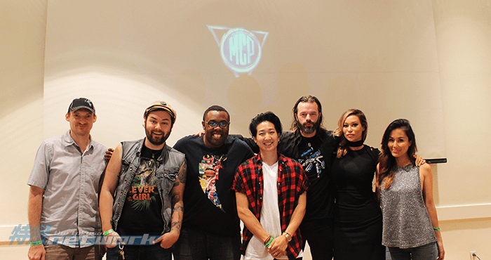 INTERVIEW: Mystic Cosmic Patrol at Japan World Heroes