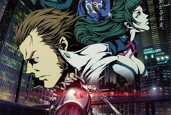 VANISHING LINE Revealed To Be GARO Third Anime Series