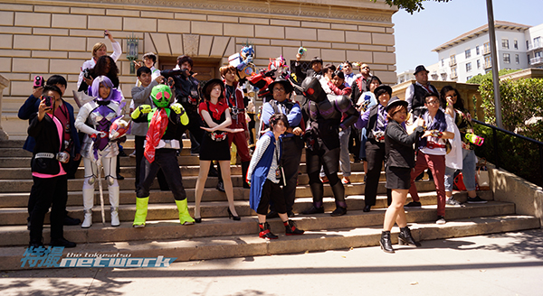 Conventions for Tokusatsu Fans in the U.S.