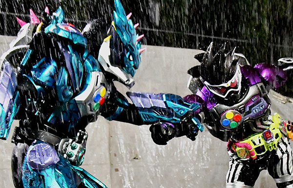 New Exclusive Forms Announced for Kamen Rider Ex-Aid Another Ending: Genm vs. Lazer