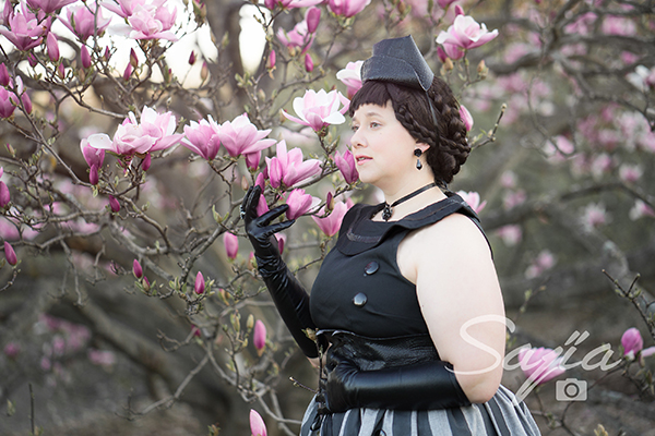 Cosplayer Feature: The Twitchy Kitten