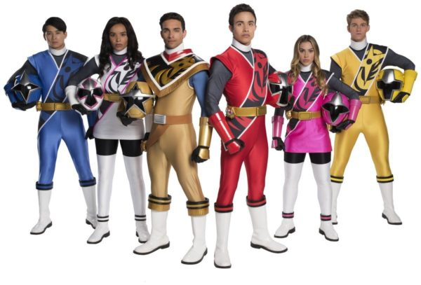 Power Rangers Ninja Steel Cast to Make Guest Appearance at Power Morphicon 2018