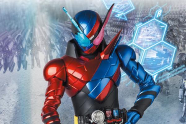 RAH GENESIS Kamen Rider Build Announced
