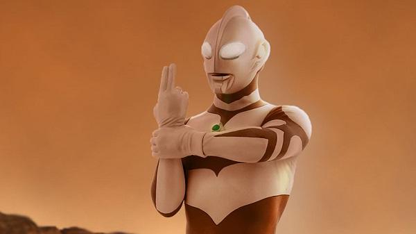 Ultraman G Statue Announced