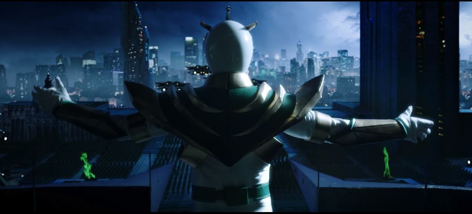 SHATTERED GRID Live Action Trailer Released