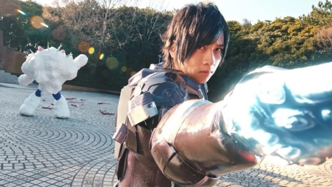 "Mitsubishi Electric Introduces ""Kamen Reito Shun"" in New Ad"