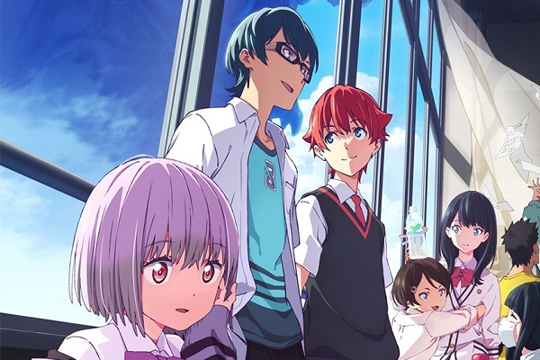 Gridman Anime Trailer Released