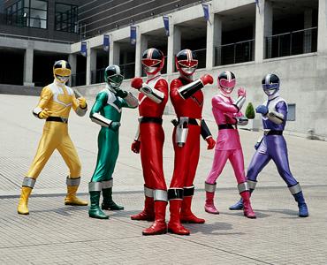 Mirai Sentai Timeranger Announced for DVD By Shout! Factory