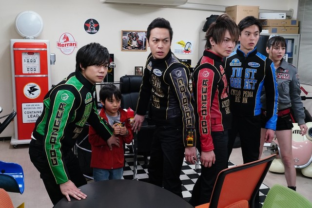 New Cast Members Announced in Go-Onger 10 YEARS GRAND PRIX