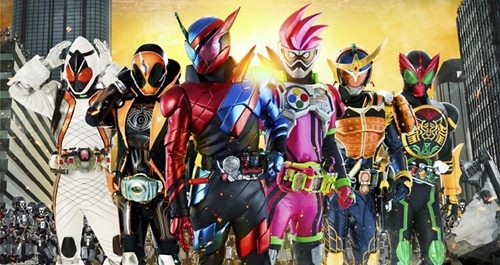 Kamen Rider Heisei Generations Final Released on Blu-Ray/DVD