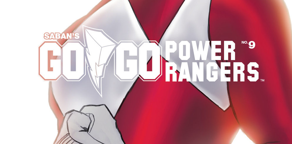 Comics Corner: Saban's Go Go Power Rangers #9