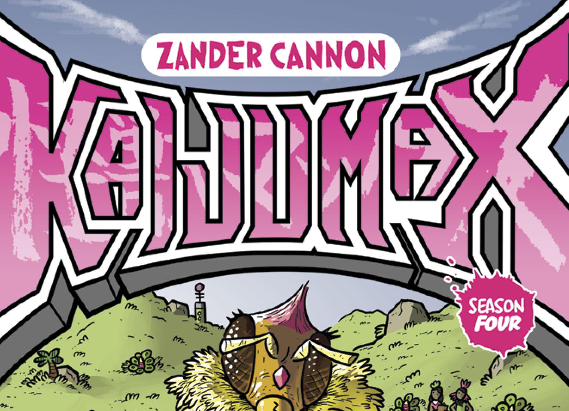 Comics Corner: KAIJUMAX #1