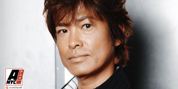 Gokaiger's Tohru Furuya to Appear at Anime NYC