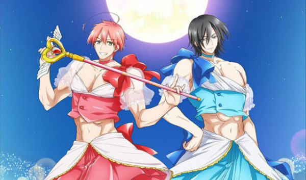"Power Rangers Brothers Accept Request for ""Magical Girl Ore"" Photoshoot"